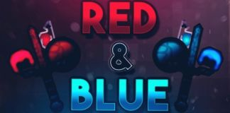 Red & Blue UHC PvP Texture Pack