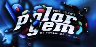 Polar Gem PvP Texture Pack