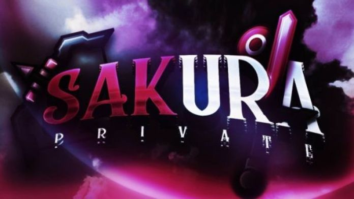 Sakura Private PvP Texture Pack