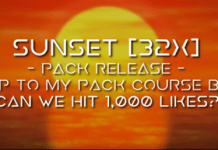 Sunset [32x] Pack
