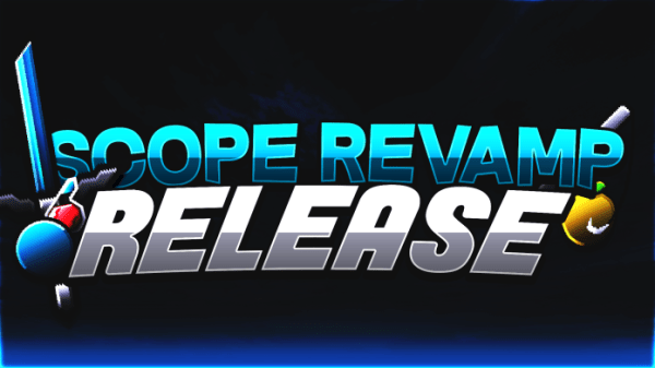 Scope Revamp PvP Texture Pack [128x]