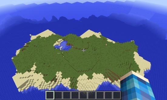 Worst Spawn Ever Minecraft Seeds
