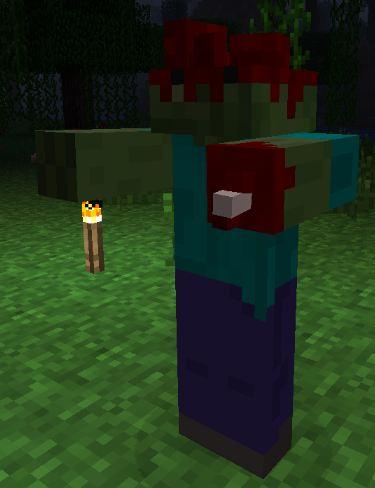 1 8 1 The Zombie Mod Minecraft Fr