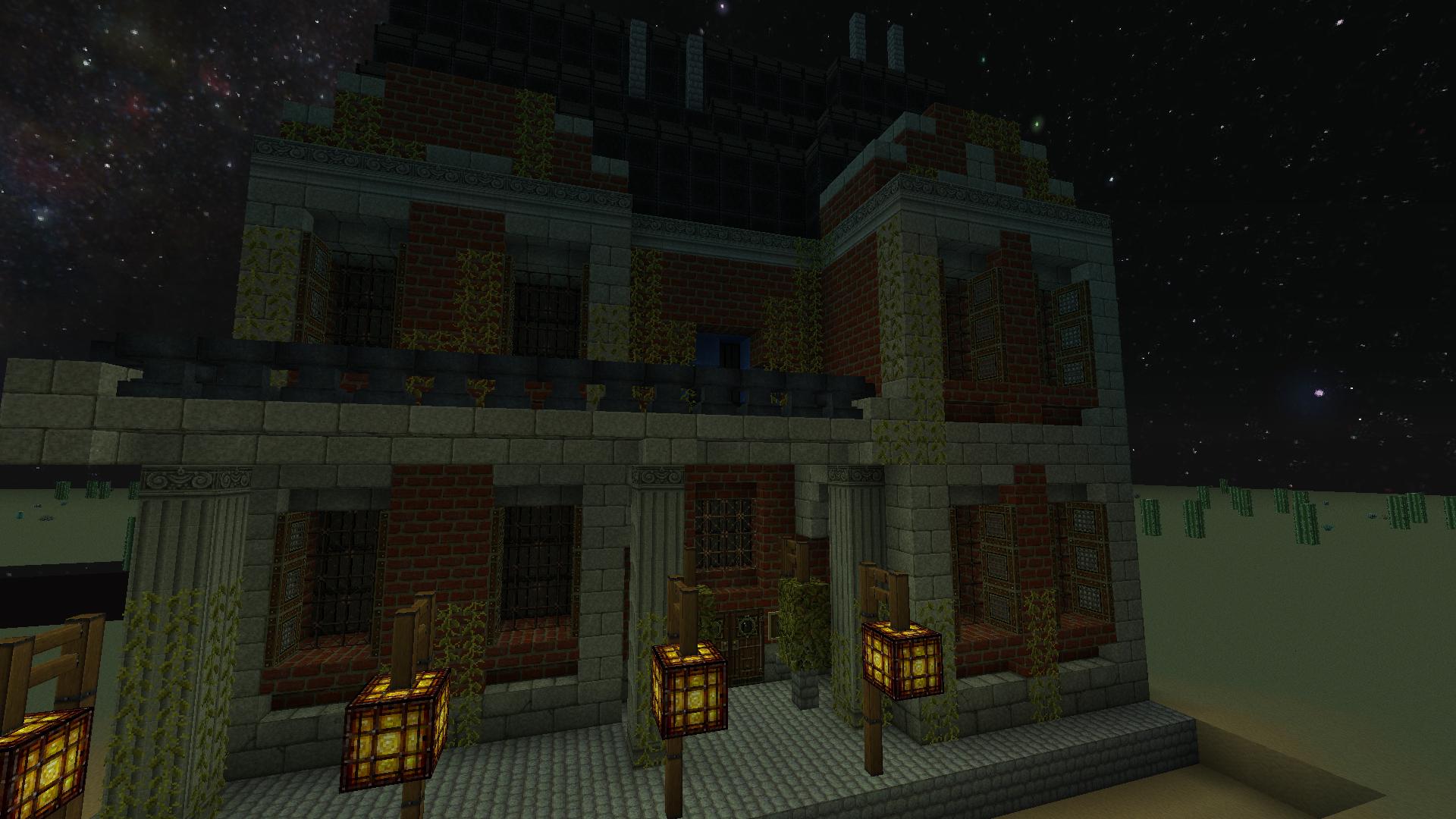 Architecture Extraordinaire Le Steampunk Minecraftfr