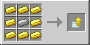Hierro a oro