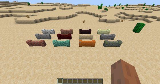 muro de Minecraft 1.14