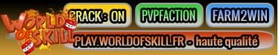 servidor superior minecraft pvp facción mundo de habilidad