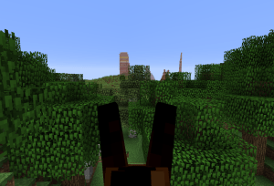 あの塔はなんだ