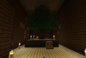 ダークオークの部屋