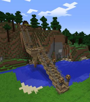 【Quark】村から橋を架ける