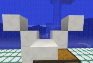 左右にブロックを追加