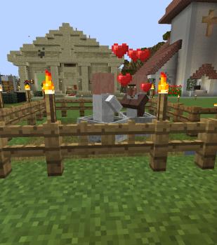 今度は穴掘り式で村人増殖