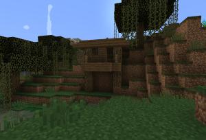 ウィッチの小屋