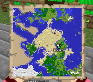 地図を確認