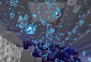 海底?渓谷