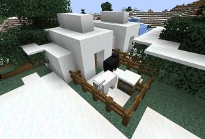 家畜小屋?