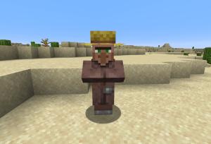 砂漠の農民