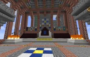 Cair Denbar Throne Room