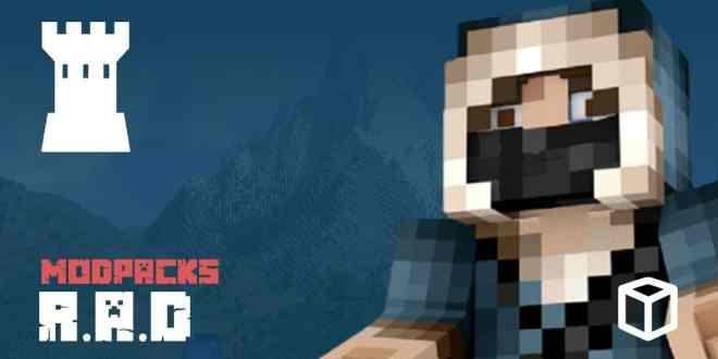 مود ماينكرافت الأشهر: Roguelike Adventures and Dungeons