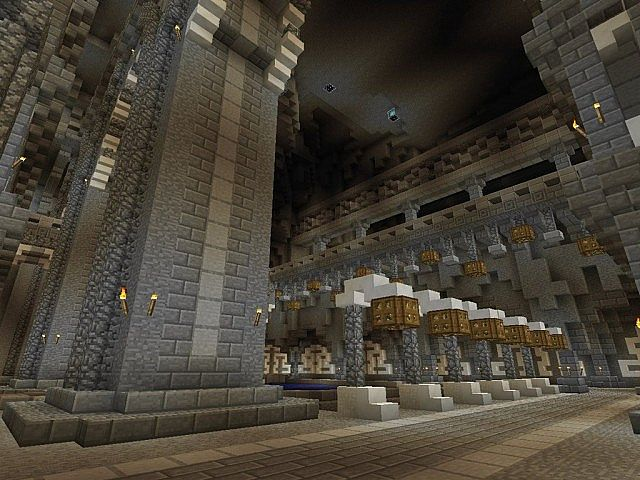 Medieval Castle And Village Minecraft Building Inc