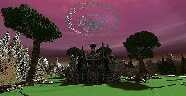 Hymorin The Elven Manor Minecraft Building Inc