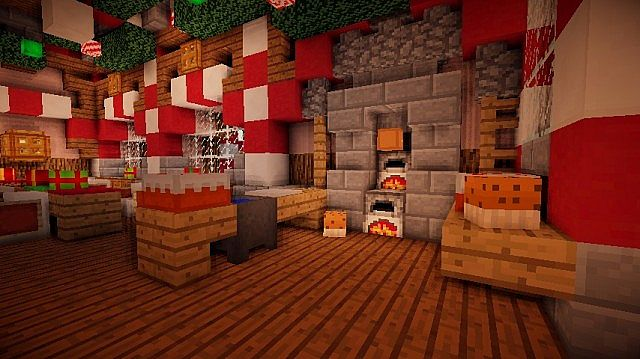 Santas Workshop Christmas Special Minecraft Building Inc