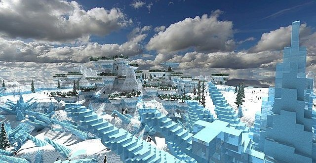 SharecFrost Frost Valley Minecraft Building Inc