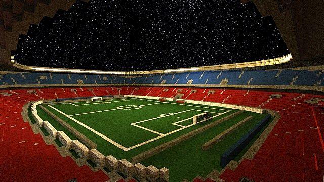 World Of Stadiums Minecraft Building Inc