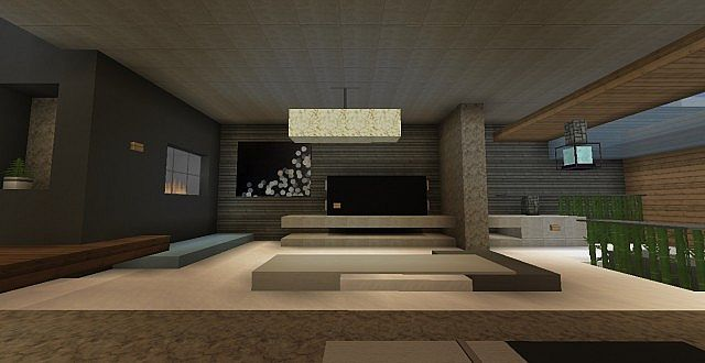 Chamonix Modern Mansion Minecraft Building Inc