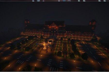 Interior Minecraft High School Download HD Images Wallpaper For - Minecraft school spielen