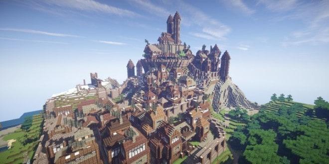 Castle Page 3 Minecraft Building Inc
