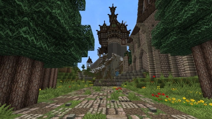 Ravenhold Skyrim Inspired Project Minecraft Building Inc