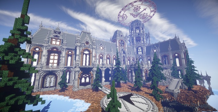 The Land Of Whisper 1 The Academy Minecraft Building Inc