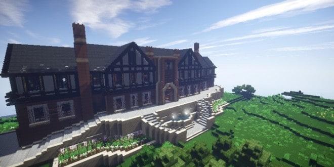 House Minecraft Building Inc