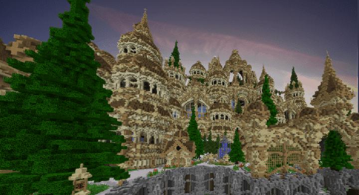 Temple Of Blohokaya Minecraft Building Inc