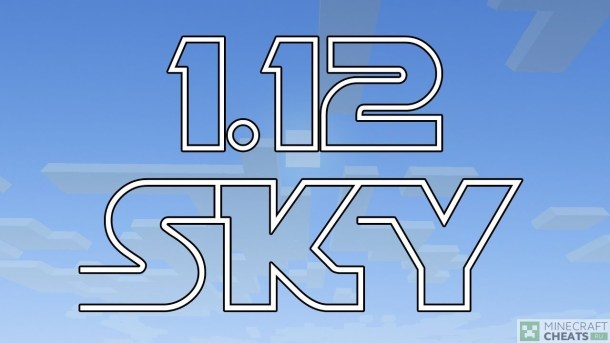 Чит Sky на Майнкрафт 1.12.2