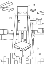 minecraft printables coloring pages # 66