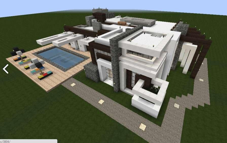 Mansion Alpha Minecraft