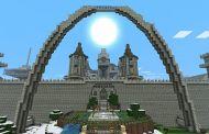 Mega Castillo Minecraft
