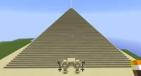 Gran Piramide Minecraft