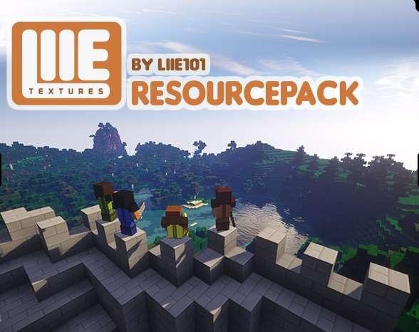 LIIE #MinecraftTexture