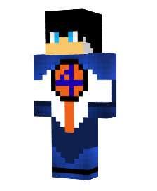 Skin Mr Fantastico para Minecraft
