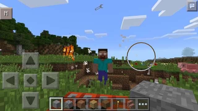 Herobrine Alive Mod para Minecraft PE 2