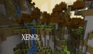 Xeno Pack de Texturas Minecraft PE