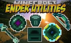 Ender Utilities Mod para Minecraft 1.7.2