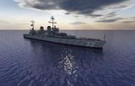 USS New Orleans (CA-32) Minecraft