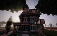 Casa Vieja Victoriana Minecraft