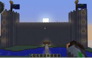 Spawn Castillo Minecraft