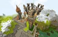 Laboratorio cientifico Minecraft