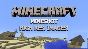 Mineshot Mod para Minecraft 1.8
